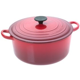 le creuset round oven